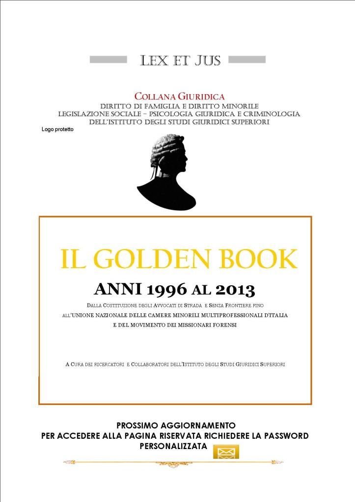 IL GOLDEN BOOK - Collana Lex et Jus